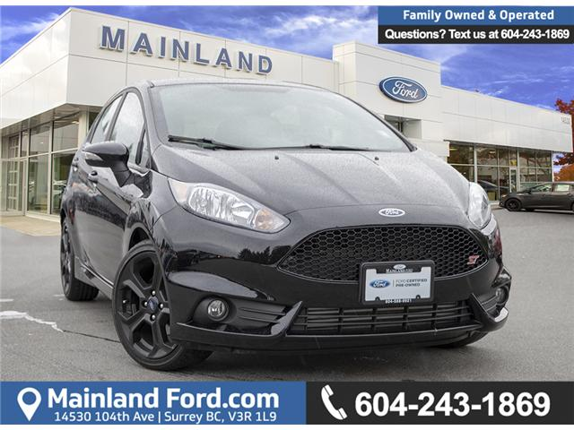 2018 Ford Fiesta ST (Stk: P0584) in Vancouver - Image 1 of 28