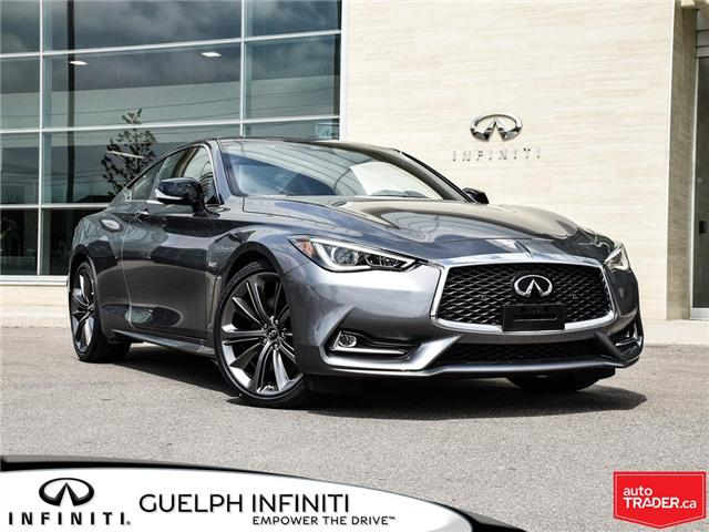 2019 Infiniti Q60 3.0t Red Sport 400 (Stk: I6905) in Guelph - Image 1 of 22