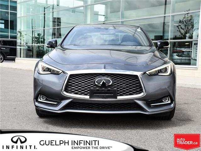 2019 Infiniti Q60 3.0t Red Sport 400 (Stk: I6905) in Guelph - Image 2 of 22