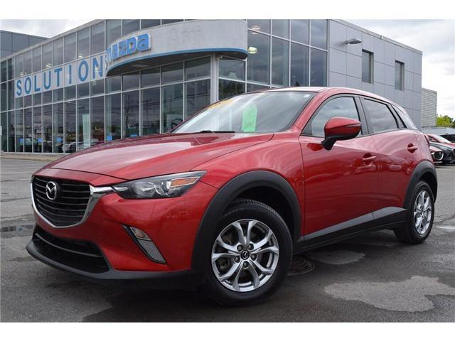 2016 Mazda CX-3 GS (Stk: A-2339) in Châteauguay - Image 1 of 30