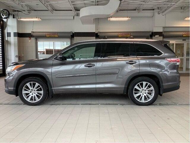 2015 Toyota Highlander XLE (Stk: 21467A) in Kingston - Image 2 of 30