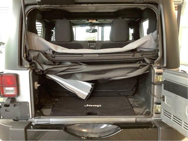 2017 Jeep Wrangler Sport (Stk: 21472B) in Kingston - Image 22 of 22