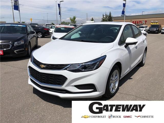 2018 Chevrolet Cruze LT|TRUE NORTH|SUNROOF|REAR CAM|BLUETOOTH| (Stk: PW18229) in BRAMPTON - Image 1 of 18