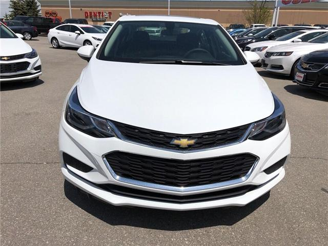 2018 Chevrolet Cruze LT|TRUE NORTH|SUNROOF|REAR CAM|BLUETOOTH| (Stk: PW18229) in BRAMPTON - Image 2 of 18