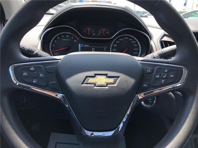 2018 Chevrolet Cruze LT|TRUE NORTH|SUNROOF|REAR CAM|BLUETOOTH| (Stk: PW18229) in BRAMPTON - Image 14 of 18