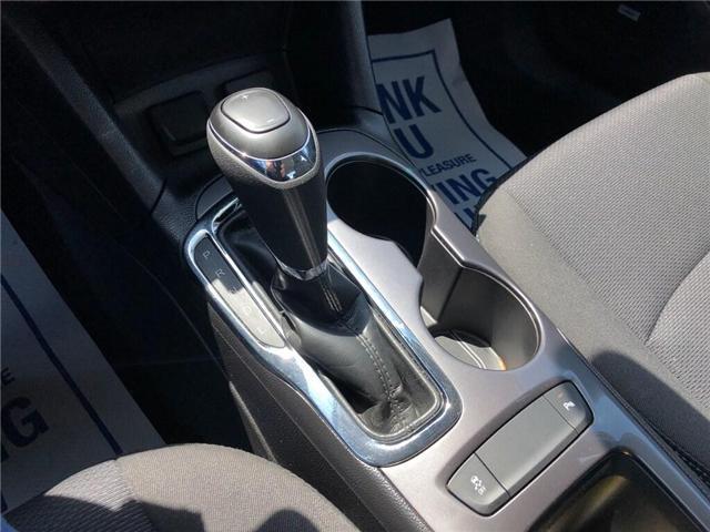 2018 Chevrolet Cruze LT|TRUE NORTH|SUNROOF|REAR CAM|BLUETOOTH| (Stk: PW18229) in BRAMPTON - Image 18 of 18