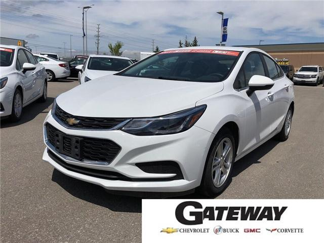 2018 Chevrolet Cruze LT||Backup Camera|Sunroof|Bluetooth| (Stk: PW18284) in BRAMPTON - Image 1 of 15