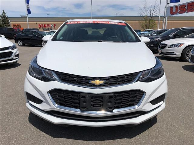 2018 Chevrolet Cruze LT||Backup Camera|Sunroof|Bluetooth| (Stk: PW18284) in BRAMPTON - Image 2 of 15