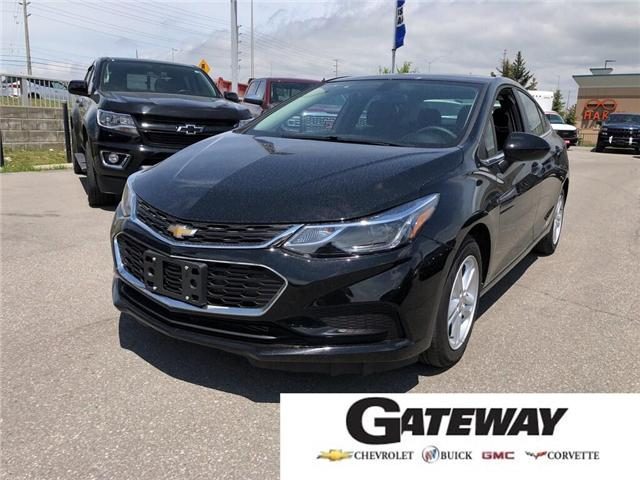 2018 Chevrolet Cruze LT|Sunroof|Heated Seats|Remote Starter| (Stk: PA18225) in BRAMPTON - Image 1 of 16