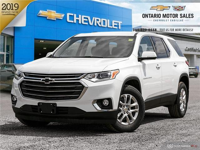 2019 Chevrolet Traverse LT (Stk: T9232734) in Oshawa - Image 1 of 19