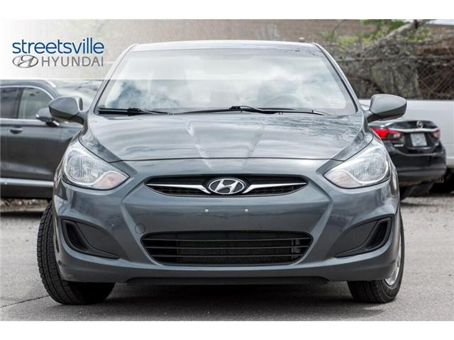 2013 Hyundai Accent  (Stk: 18SF062A) in Mississauga - Image 2 of 19