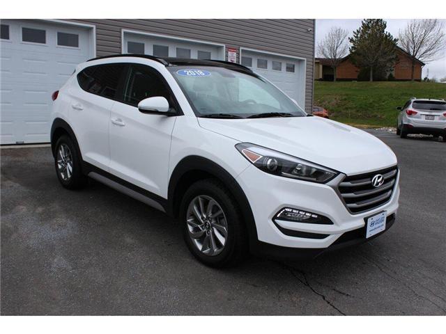 2018 Hyundai Tucson  (Stk: U2184) in Saint John - Image 1 of 21