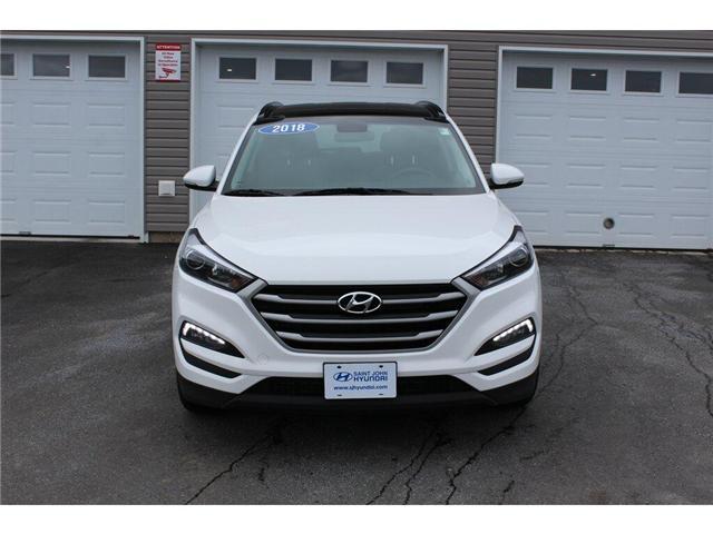 2018 Hyundai Tucson  (Stk: U2184) in Saint John - Image 2 of 21