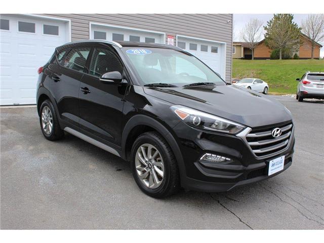 2018 Hyundai Tucson  (Stk: U2186) in Saint John - Image 1 of 21