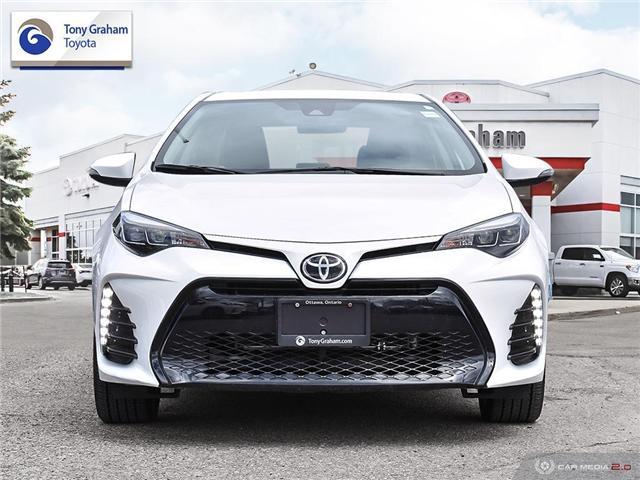 2019 Toyota Corolla SE (Stk: U9117) in Ottawa - Image 2 of 29