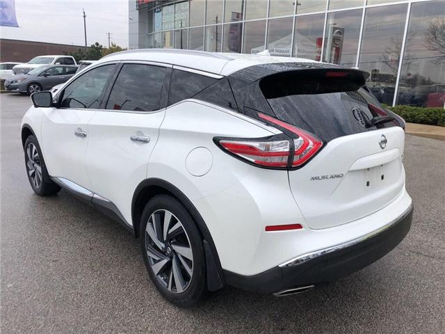 2016 Nissan Murano Platinum (Stk: A6709) in Burlington - Image 2 of 19