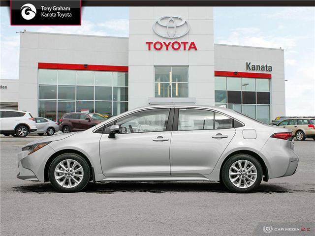 2020 Toyota Corolla XLE (Stk: 89446) in Ottawa - Image 3 of 29