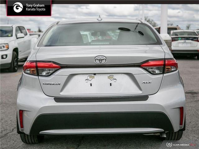 2020 Toyota Corolla XLE (Stk: 89446) in Ottawa - Image 12 of 29