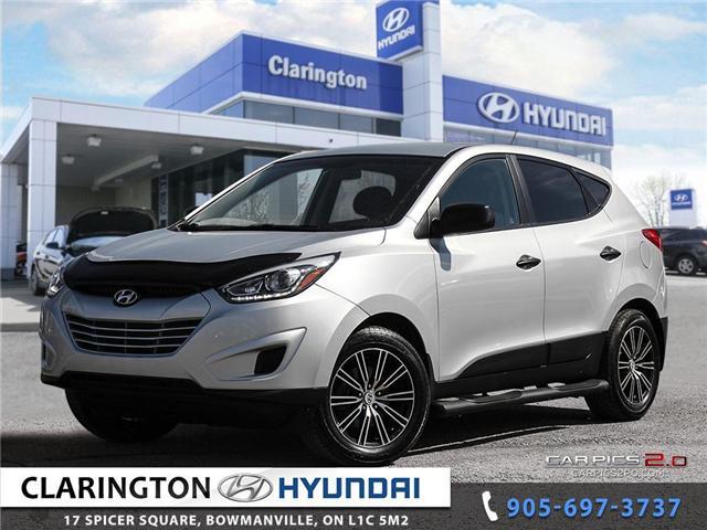 2015 Hyundai Tucson GL (Stk: U898) in Clarington - Image 1 of 27