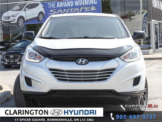 2015 Hyundai Tucson GL (Stk: U898) in Clarington - Image 2 of 27