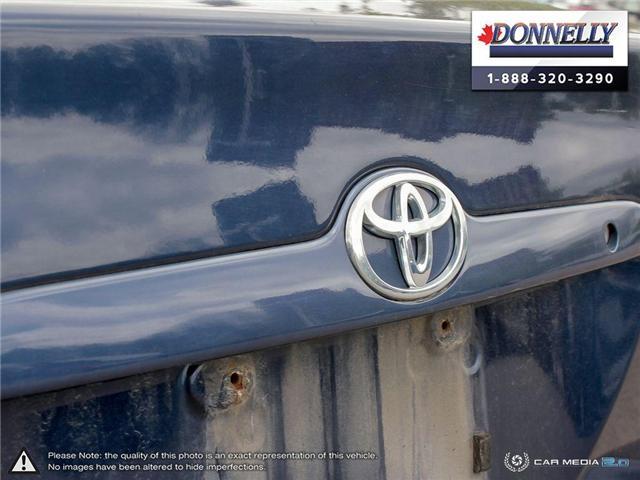 2003 Toyota Corolla CE (Stk: PBWDU5989B) in Ottawa - Image 10 of 29