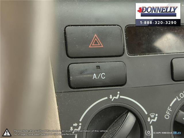 2003 Toyota Corolla CE (Stk: PBWDU5989B) in Ottawa - Image 26 of 29