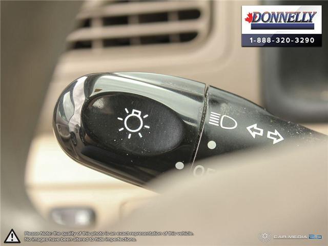 2003 Toyota Corolla CE (Stk: PBWDU5989B) in Ottawa - Image 27 of 29