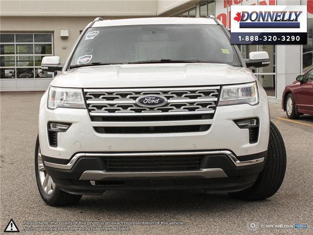 2019 Ford Explorer Limited (Stk: PLDU6146) in Ottawa - Image 2 of 30