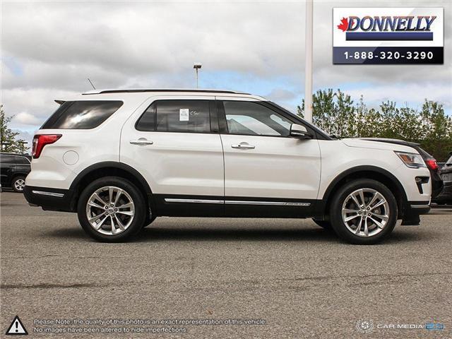 2019 Ford Explorer Limited (Stk: PLDU6146) in Ottawa - Image 3 of 30