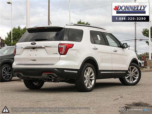2019 Ford Explorer Limited (Stk: PLDU6146) in Ottawa - Image 4 of 30