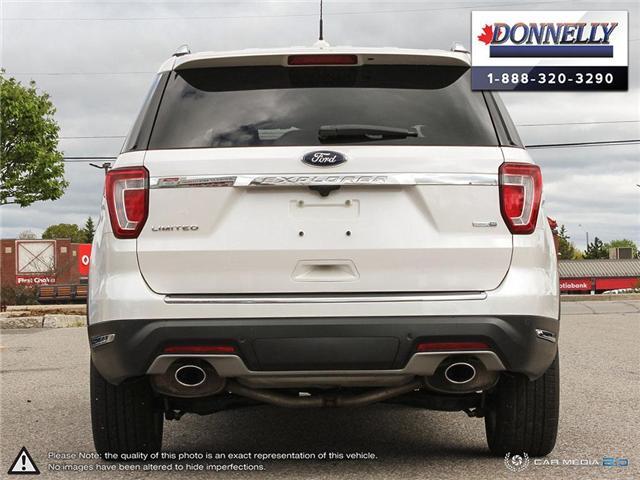 2019 Ford Explorer Limited (Stk: PLDU6146) in Ottawa - Image 5 of 30
