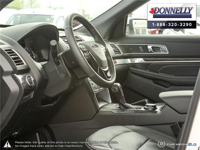2019 Ford Explorer Limited (Stk: PLDU6146) in Ottawa - Image 13 of 30