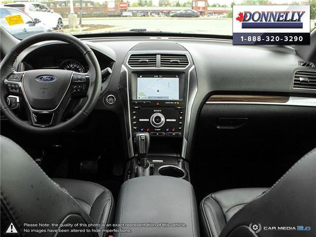 2019 Ford Explorer Limited (Stk: PLDU6146) in Ottawa - Image 25 of 30