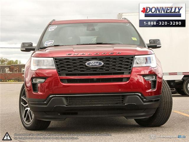 2019 Ford Explorer Sport (Stk: PLDU6145) in Ottawa - Image 2 of 29
