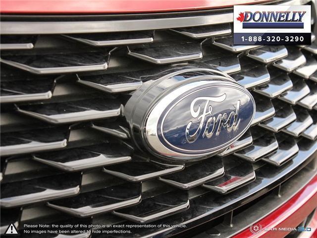 2019 Ford Explorer Sport (Stk: PLDU6145) in Ottawa - Image 9 of 29