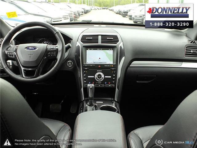 2019 Ford Explorer Sport (Stk: PLDU6145) in Ottawa - Image 24 of 29