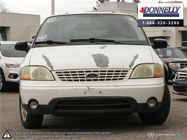 2003 Ford Windstar Sport (Stk: PBWDR2223B) in Ottawa - Image 2 of 29