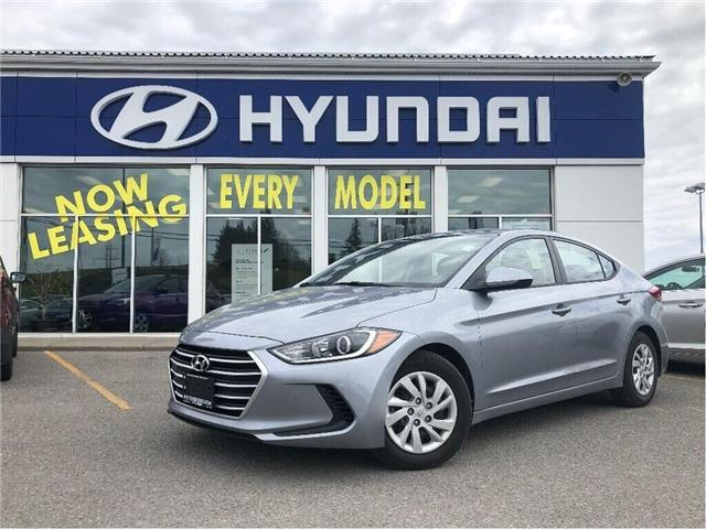 2017 Hyundai Elantra LE Auto (Stk: H11997A) in Peterborough - Image 1 of 21