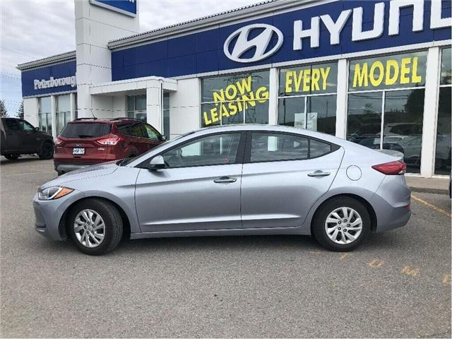 2017 Hyundai Elantra LE Auto (Stk: H11997A) in Peterborough - Image 2 of 21