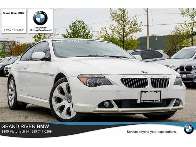 2005 BMW 645 ci (Stk: 6340C) in Kitchener - Image 1 of 22