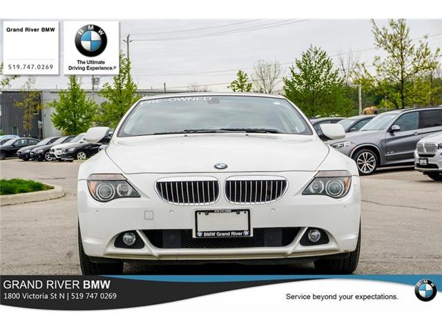 2005 BMW 645 ci (Stk: 6340C) in Kitchener - Image 2 of 22