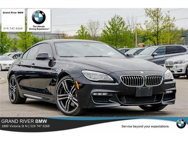 2018 BMW 640i xDrive Gran Coupe (Stk: 8001A) in Kitchener - Image 1 of 22