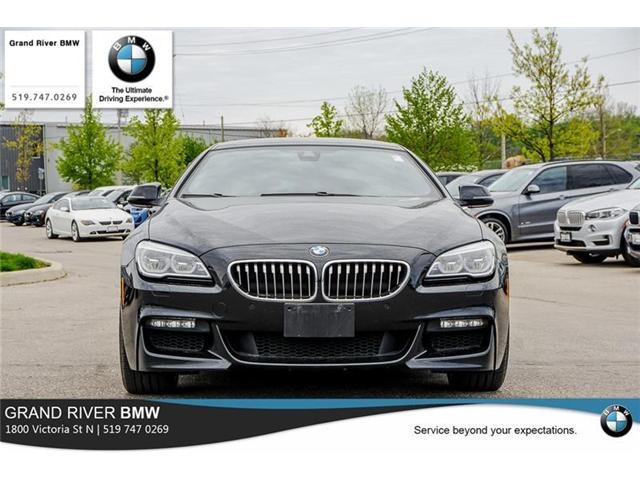 2018 BMW 640i xDrive Gran Coupe (Stk: 8001A) in Kitchener - Image 2 of 22