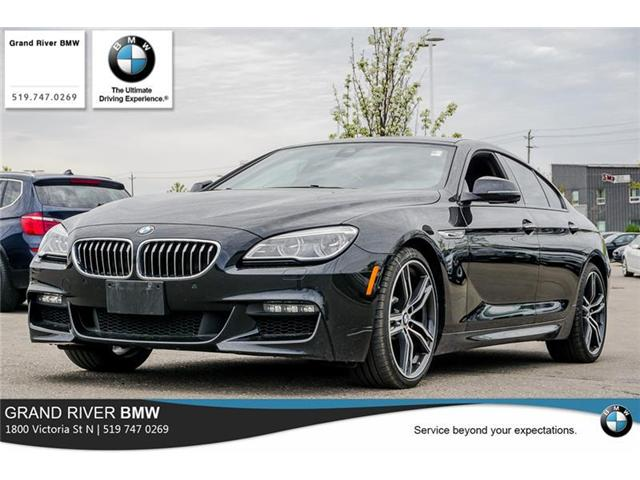 2018 BMW 640i xDrive Gran Coupe (Stk: 8001A) in Kitchener - Image 3 of 22