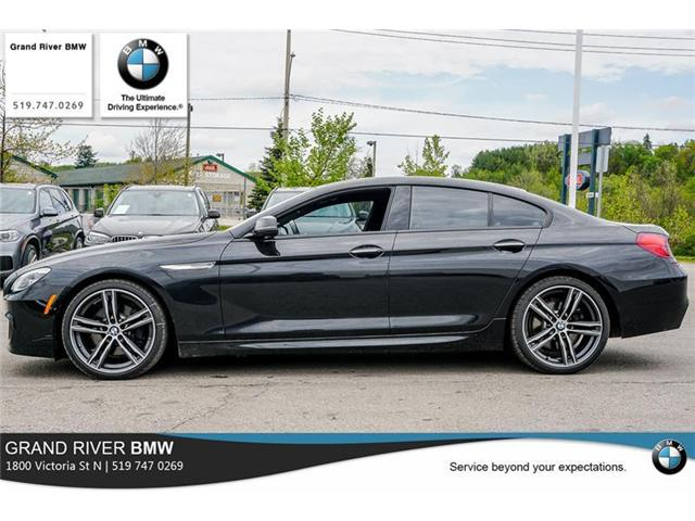 2018 BMW 640i xDrive Gran Coupe (Stk: 8001A) in Kitchener - Image 4 of 22