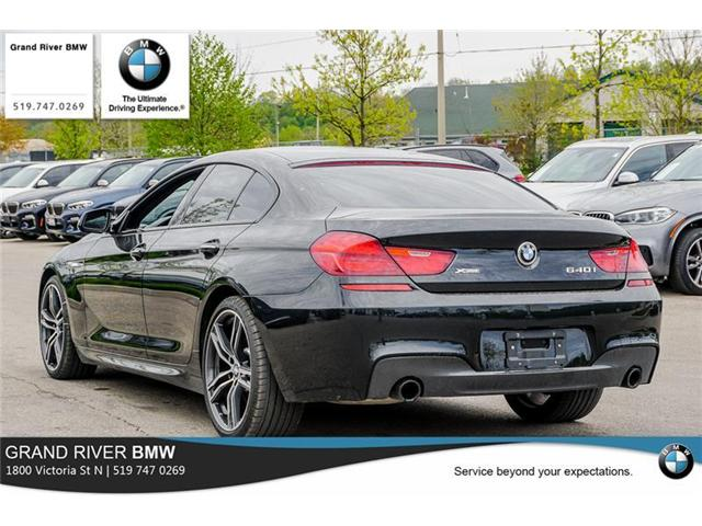 2018 BMW 640i xDrive Gran Coupe (Stk: 8001A) in Kitchener - Image 5 of 22