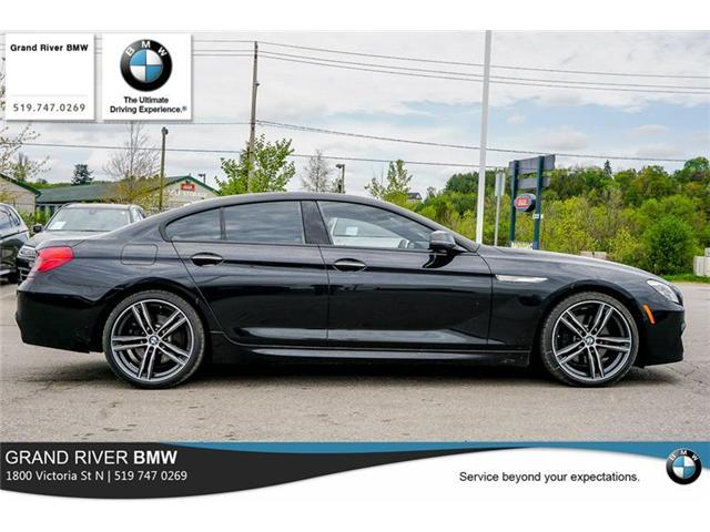 2018 BMW 640i xDrive Gran Coupe (Stk: 8001A) in Kitchener - Image 8 of 22