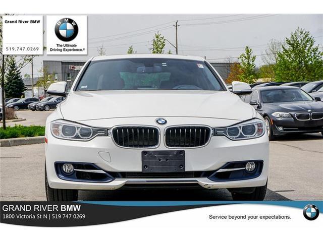 2013 BMW 335i xDrive (Stk: PW4626A) in Kitchener - Image 2 of 22