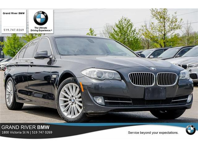 2011 BMW 535i xDrive (Stk: PW4784A) in Kitchener - Image 1 of 22