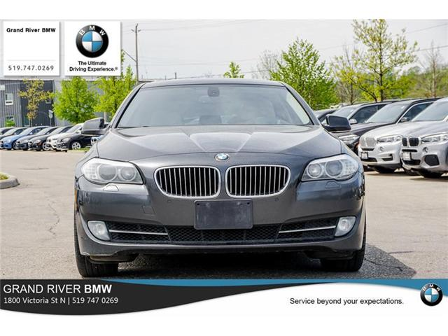 2011 BMW 535i xDrive (Stk: PW4784A) in Kitchener - Image 2 of 22